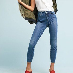 Pilcro & The Letterpress High-rise Ankle Skinny